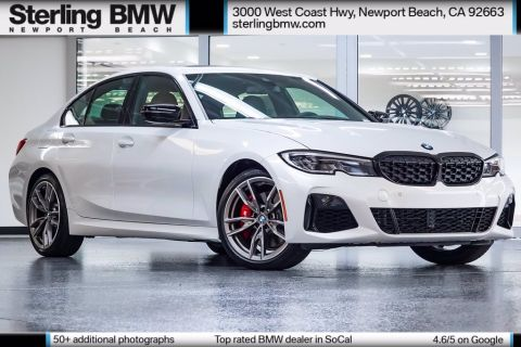 2021 BMW 3 Series M340i xDrive
