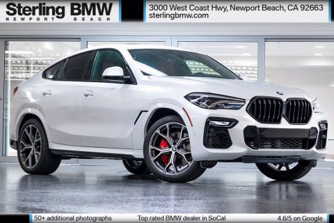 2021 BMW X6 sDrive40i