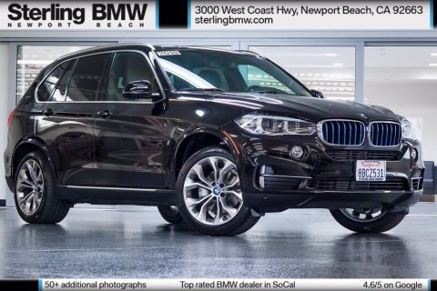 Certified Pre-Owned 2018 BMW X5 xDrive40e AWD 4D Sport Utility