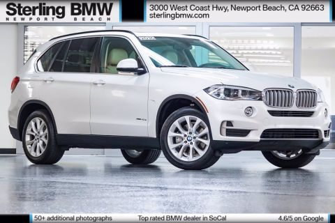 Pre-Owned 2016 BMW X5 xDrive40e AWD 4D Sport Utility