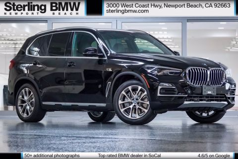 New 2021 BMW X5 xDrive45e AWD 4D Sport Utility