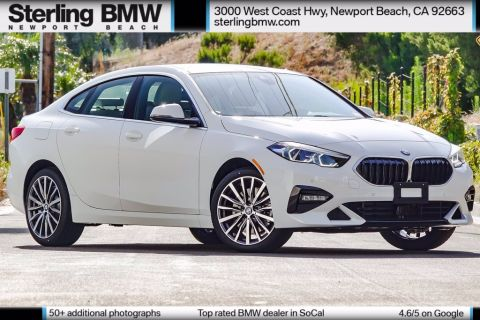 New 2020 BMW 2 Series 228i Gran Coupe xDrive AWD 4D Sedan