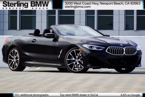 New 2020 BMW 8 Series 840i RWD 2D Convertible