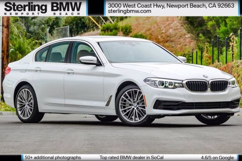 New 2020 BMW 5 Series 530i RWD 4D Sedan