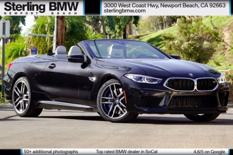 New 2020 BMW M8 AWD 2D Convertible